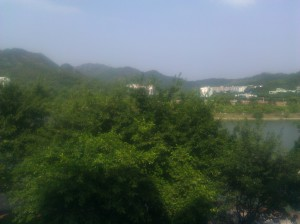 View from Zhuhai
