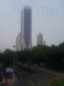 Guangzhou likes towers.