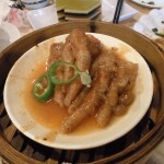 Another way to serve chicken feet